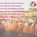 Happy Halloween życzy zespół Edunami